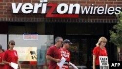 Verizon и профсоюзы – забастовка закончилась. Впереди переговоры