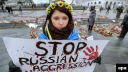 Stop Russia Protest