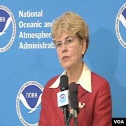 Jane Lubchenko, direktor Američke agencije koja prati atmosferu i stanje okeana