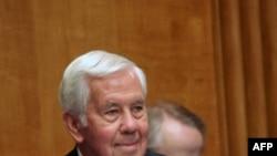 Сенатор Ричард Лугар