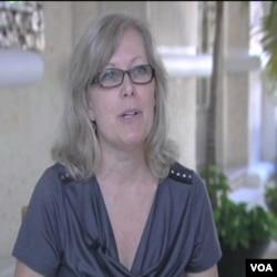 Carole Saint-Laurent na Konferenciji o klimatskim promjenama u Cancunu učestvuje kao predstavnica Medjunarodnog udruženje za očuvanje prirode