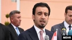 محمد الحلبوسی سابقه معاونت پارلمانی و همچنین استانداری در عراق را دارد.
