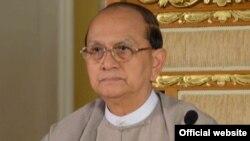 Tổng thống Miến Ðiện Thein Sein.