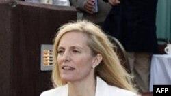 Thứ trưởng phụ trách Quan hệ Quốc tế tại Bộ Tài chính Hoa Kỳ Lael Brainard