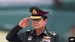 泰国新总理巴育(资料照片)