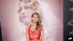 "NY Premiere of ""The Age of Adaline"""