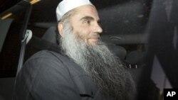 Ulama radikal asal Yordania, Abu Qatada, menghadapi ancaman deportasi dari pemerintah Inggris (foto: dok).