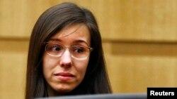 Judi Arias podría ser sentenciada este jueves a la pena de muerte.