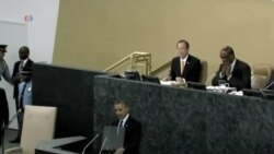 Obama, Rouhani in Spotlight at UN Assembly
