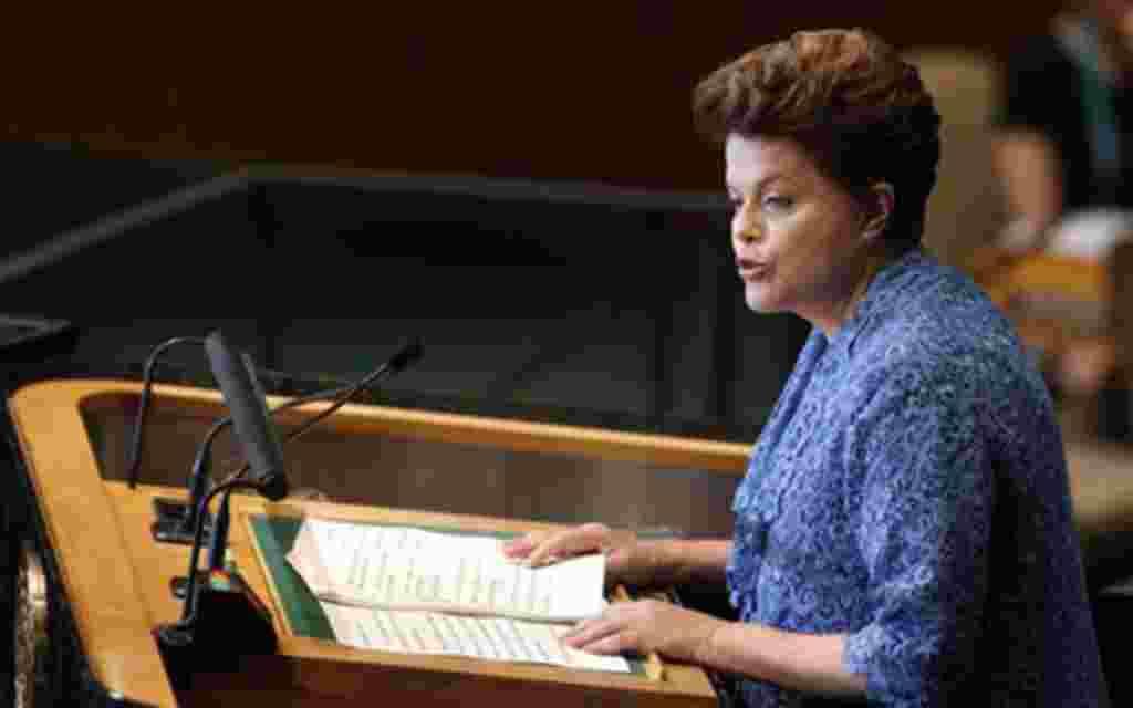 Brasil: Dilma Rousseff