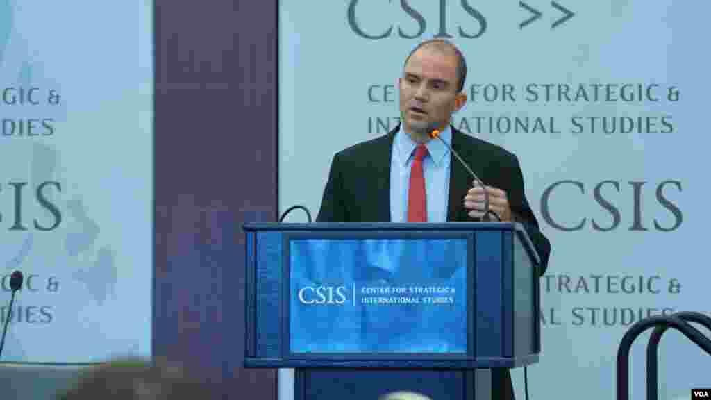 CSIS မွာ ျမန္မာ့အေရး ေဆြးေႏြးပြဲ - ၁၃ စက္တင္ဘာ ၂၀၁၆