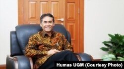 Rektor Universitas Gadjah Mada Panut Mulyono. (Foto: Humas UGM)
