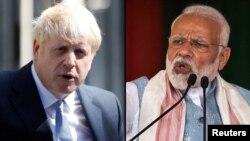 برطانوی وزیرِ اعظم بورس جانسن کا کہنا تھا کہ برطانیہ مسئلہ کشمیر کو ایک ایسے مسئلے کے طور پر دیکھتا ہے جو پاکستان اور بھارت کے درمیان ہے۔ (فائل فوٹو)