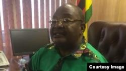 Munyori anoona nezvekufambiswa kwemabasa muZanu PF, VaObert Mpofu