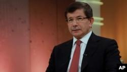 Menteri Luar Negeri Turki, Ahmet Davutoglu (Foto: dok)