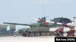 一中国人涉嫌在乌克兰窃取坦克技术信息