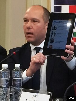 Павло Грод, президент СКУ