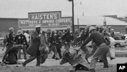 Protesti u gradu Selma u Alabami