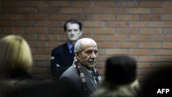 Ratko Vučetić, bivši oficir Vojske Republike Srpske jedan od 10 oslobođenih optuženika za skrivanje Ratka Mladića, 10. decembar 2010.
