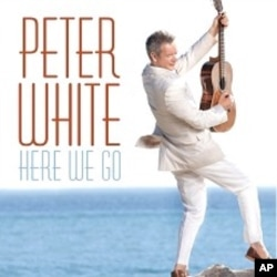 "Peter White's ""Here We Go"" CD"