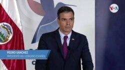 Posición España y comunidad internacional sobre Nicaragua