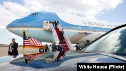 Air Force One, 17 septembre 2014