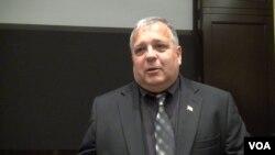 Michael Lembeck, President of CEPStone, LLC. (G. Flakus/VOA)