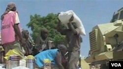 Bantuan pangan dan kemanusiaan untuk Somalia (Foto: dok).