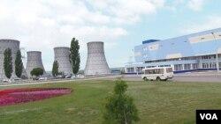 Sebuah pembangkit listrik tenaga nuklir (PLTN) di Rusia selatan (foto: dok). Rusia menandatangani perjanjian untuk membangun pembangkit listrik nuklir pertamanya di Mesir.