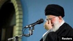 Iranski verski lider Ajatola Ali Hamenei