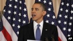 سهرۆکی وڵاته یهکگرتووهکانی ئهمهریکا باراک ئۆباما، پـێنجشهممه 19 ی پـێـنجی 2011
