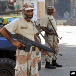 عاشورہ پر پاکستان بھر میں سخت سکیورٹی