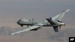 活動於巴基斯坦及在毗鄰阿富汗邊界的無人機。(資料照片)