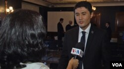 Oliy Majlis a'zosi Akmal Burhanov bilan suhbat, Vashington