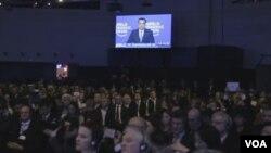 达沃斯论坛网站截图 国务院总理李克强出席论坛