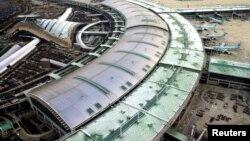 한국의 인천 국제공항 터미널. (자료사진)