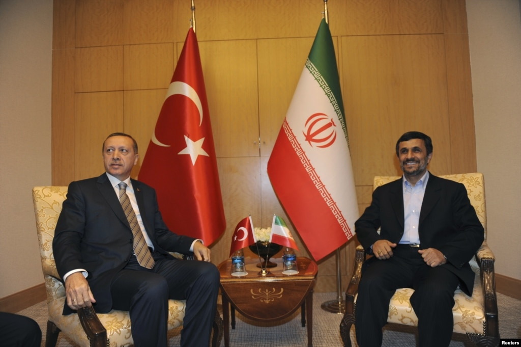 turkey and iran relationship with united