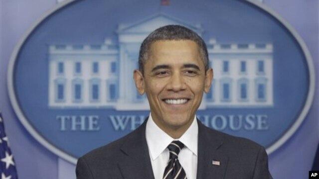 Tổng thống Hoa Kỳ Barack Obama gửi 'lời chúc nồng ấm nhất' nhân dịp Tết Nguyên Đán Quý Tỵ.