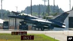 日本F-16战机