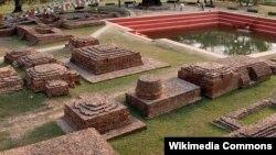 Khu vườn Lâm Tì Ni nơi đức Phật Thích Ca đản sinh