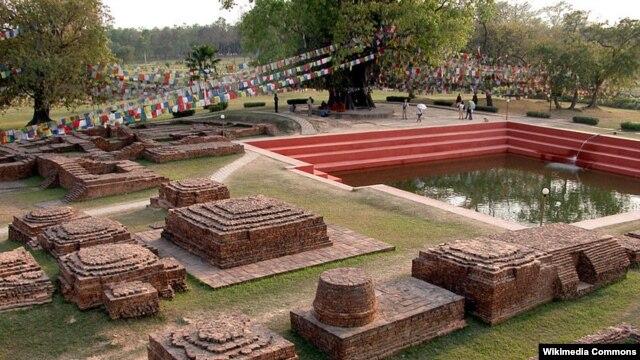 Vườn Lâm Tỳ Ni, nơi đức Phật đản sinh