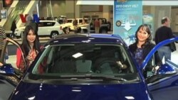 Washington Auto Show 2013 (2) - Dunia Kita