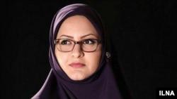 مینو خالقی نامزد ائتلاف اصلاح طالبان در اصفهان است که توانسته بود در میان پنج منتخب اصفهان، رای سوم را به دست آورد