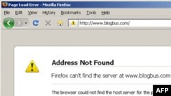 博客大巴网站无法登陆