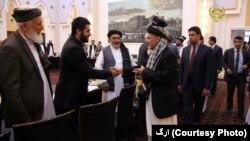 افغان حکومت وایي پر حزب اسلامي باندې د بندیزونو د لرې کولو په برخه کې د نړیوالې ټولنې ملاتړ ورسره دی
