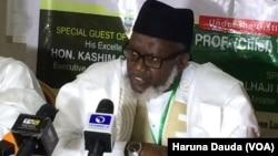 Injiniya Ibrahim Usman, shugaban mutanen Kudancin Borno