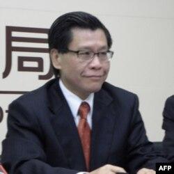 台湾经济部次长梁国新