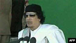 Osude Gadafijevog poziva na džihad
