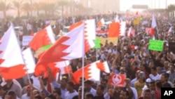 اردن میں اصلاحات کے حق میں مظاہرے