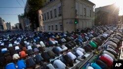 Ramadan u Moskvi